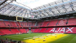 polycarbonate stadium roofing