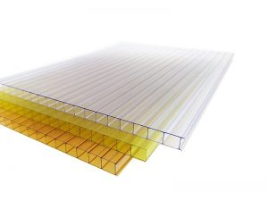 10mm Double Wall Polycarbonate