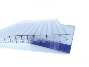 UVPLASTIC Five Wall Polycarbonate Sheet
