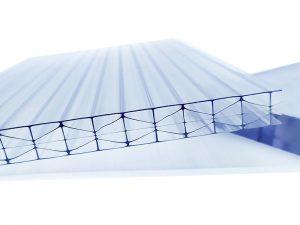 Five wall polycarbonate sheet