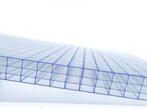 TransparentFour Wall Polycarbonate Sheets