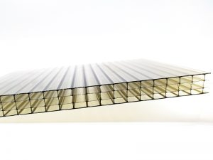 Translucent Four Wall Polycarbonate