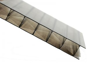 Five Wall Polycarbonate Sheets