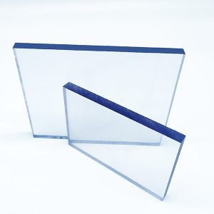 Abrasion Resistant Polycarbonate Sheets