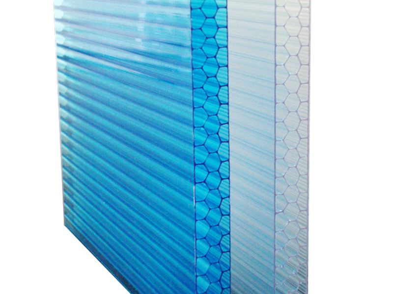 Honeycomb Polycarbonate Sheets