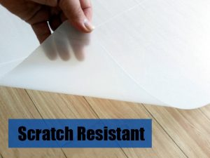 UVPLASTIC Polycarbonate chair mat