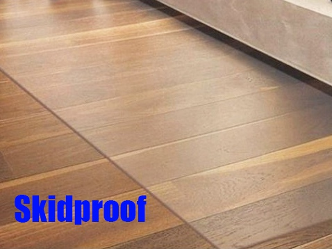 Polycarbonate floor mat