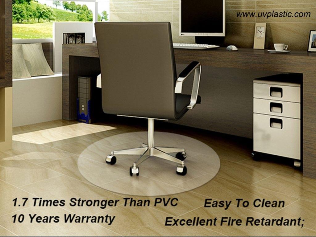 Plastic Office Chair Mat