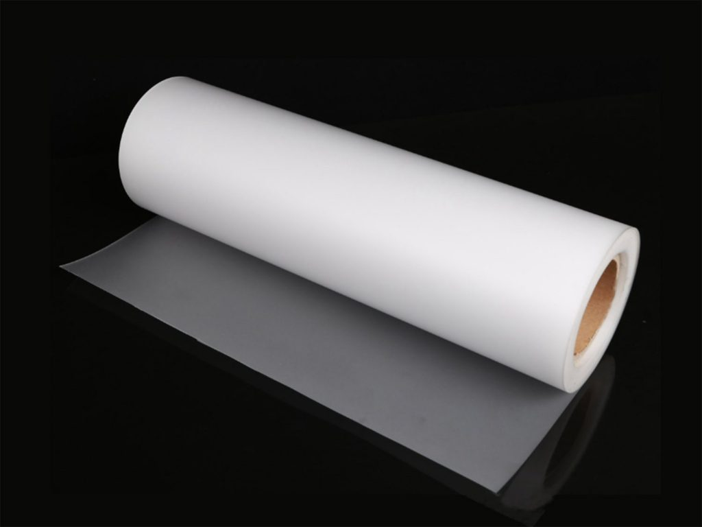 Translucent flame retardant polycarbonate film