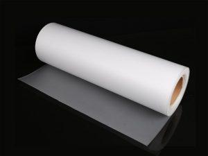 Translucent flame retardant polycarbonate film