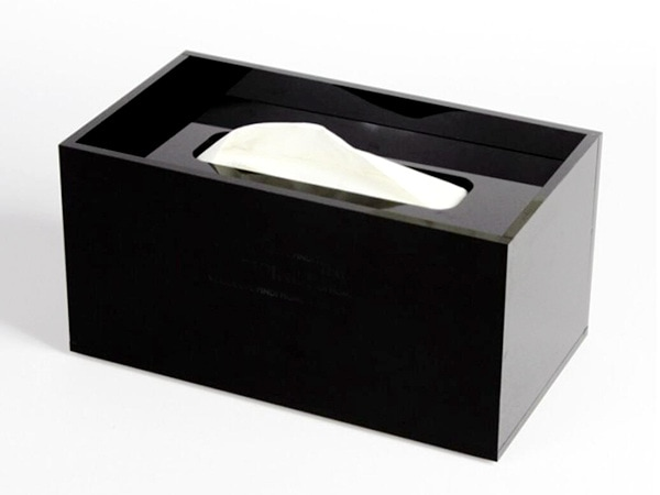 acrylic tissue box China