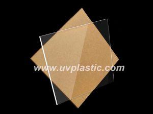 Clear Plexiglass Sheet