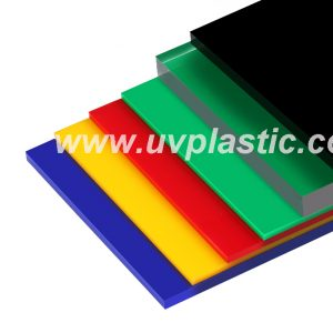 Colored Plexiglass Sheet For Sale