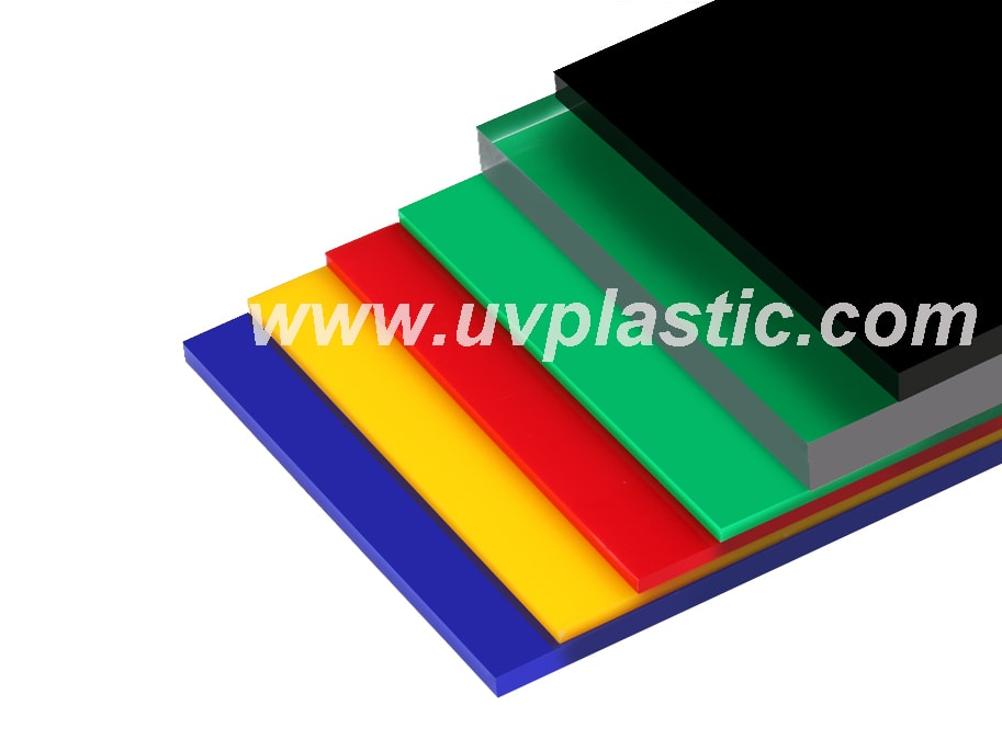 Colored Plexiglass Sheet For Sale