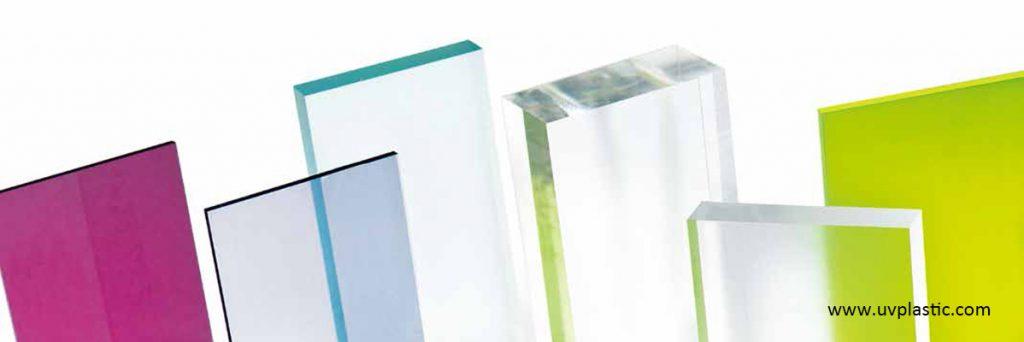 Cast plexiglass sheet