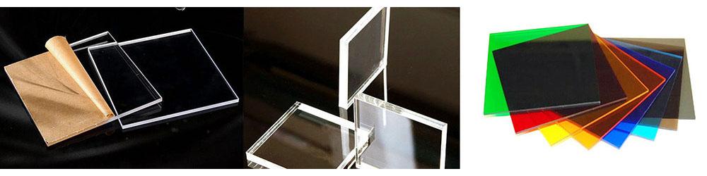 plexiglass type