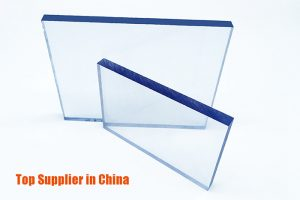 Flat Polycarbonate roofing sheet