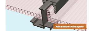 polycarbonate roofing sheet