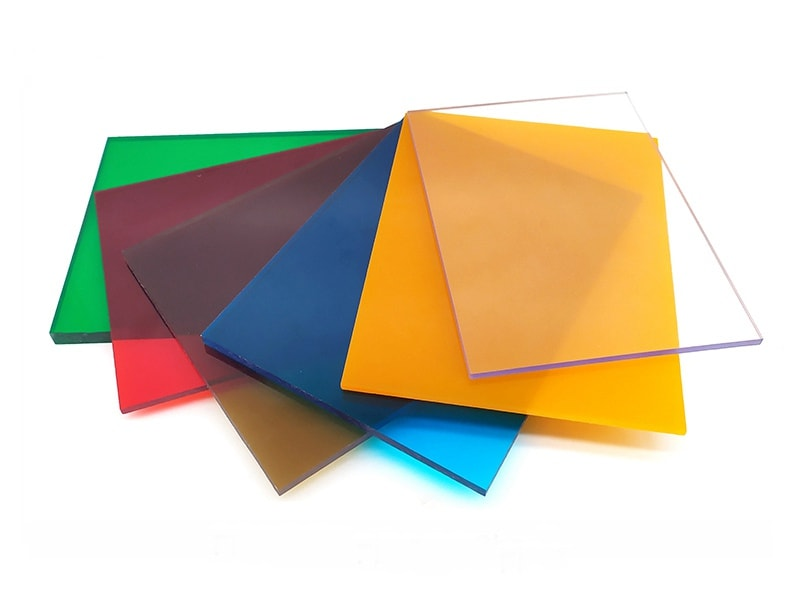 FLAT POLYCARBONATE SHEET