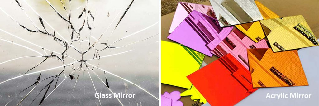 Acrylic mirror