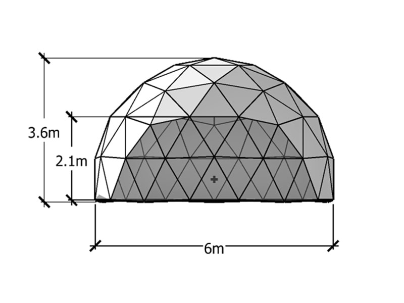 6m Geodesic Dome