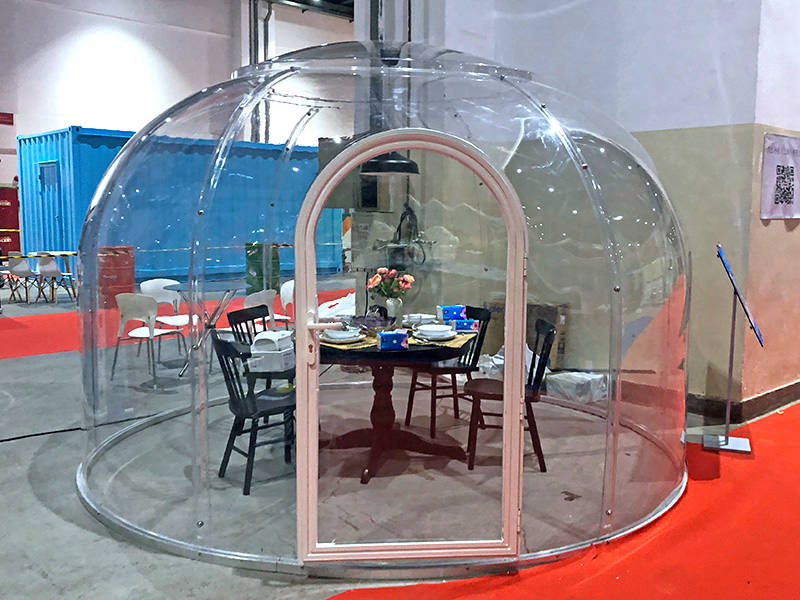 Clear Dome Restaurant