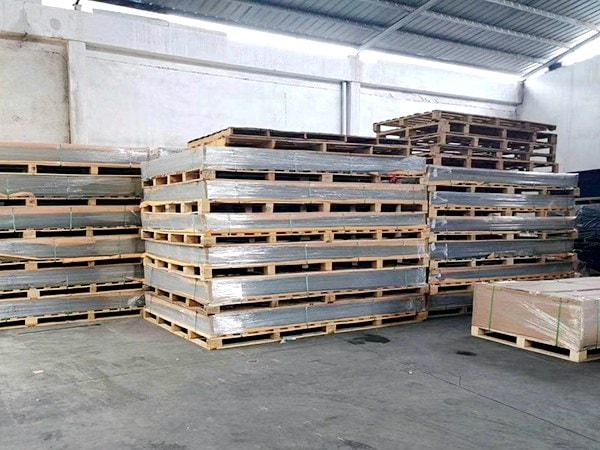 Shipping pc sheet