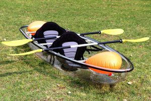 Polycarbonate Clear Kayak