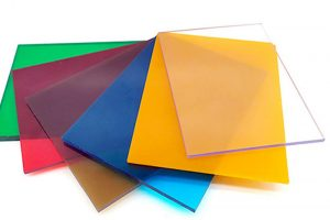 Flat Solid Polycarbonate