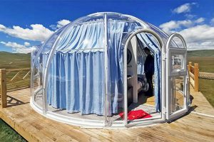 VIEWSKY Glampling Bubble Tent