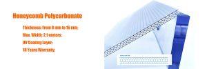 Honeycomb Polycarbonate
