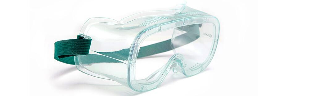 Glue polycarbonate glass
