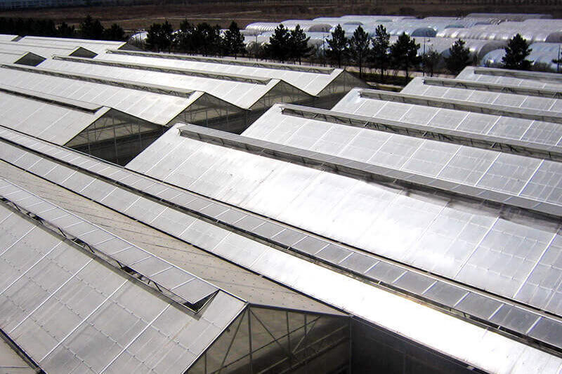 Outdoor polycarbonate