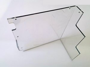 Bending polycarbonate