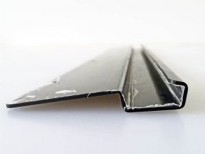 black polycarbonate sheet