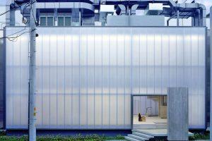 Polycarbonate facade manufacturer