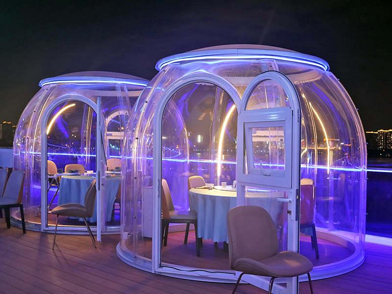 Bubble Dome Restaurant