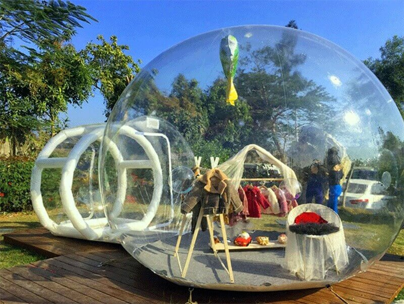 Inflatable Glamping Tent
