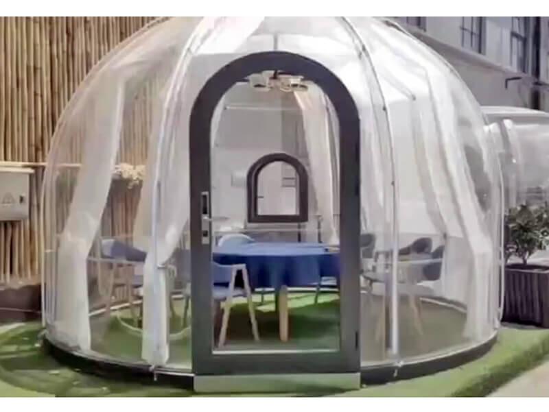 LUXURY bubble tent
