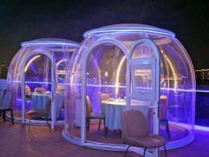VIEWSKY Bubble Tent