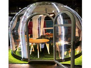 polycarbonate dome