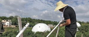 Geodesic Dome tent kit